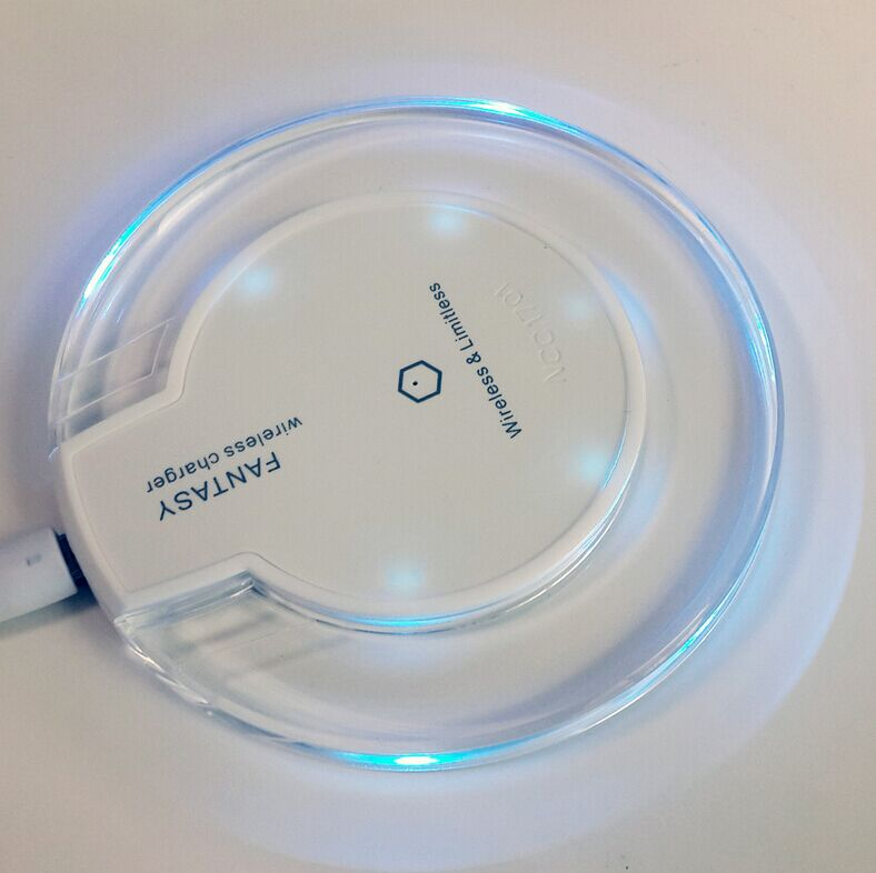 Mobile Phone Universal Crystal Wireless Charger