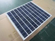 low price high quality solar panel 18v 50w poly solar panels