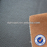 pu bonded rexine leather for upholstery, bed, sofa