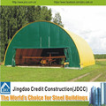 prefabricated steel structure airplane hangar