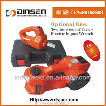 Favorites automatic 2014 New electric car jack and impact wrench .electrical impact wrench for tire