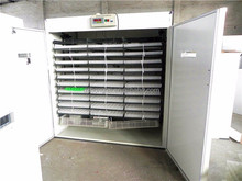 HTB-2 Hold 1848 chicken eggs automatic egg incubator china for sale/Egg incubator made in china