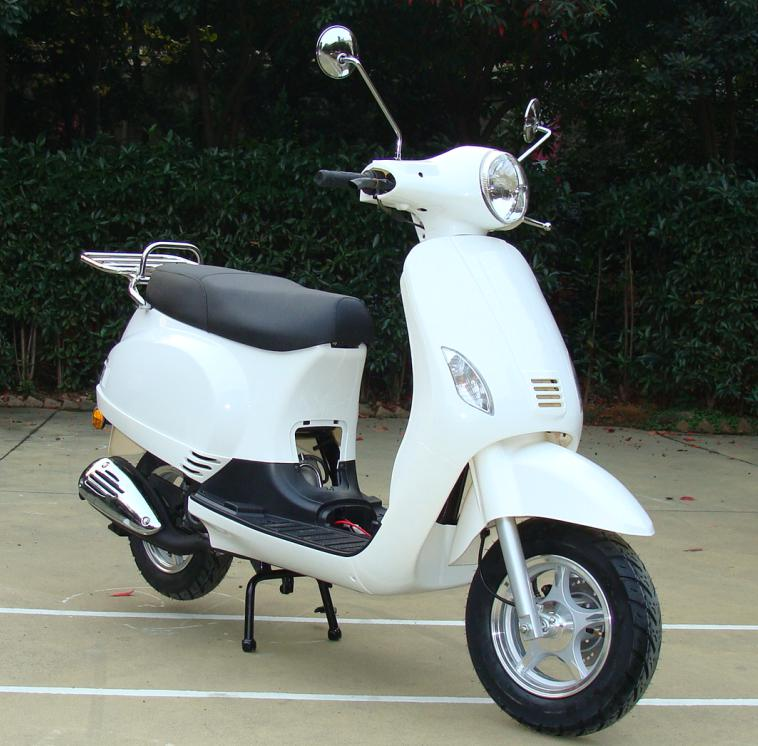 Classical Design Vintage Vespa Scooter