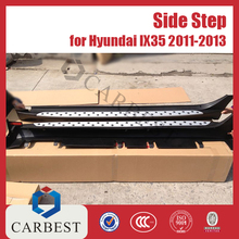 High Quality PP Side Step Running Boards for hyundai IX35 2013