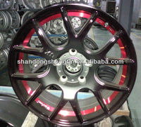 japanese technology alloy wheels