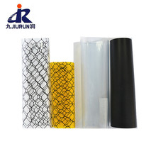 China Wholesale Safety 0.3mm 0.5mm ESD Conductive PVC Grid Curtain