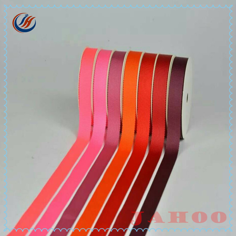 High Quality Label Tape 100% Polyester Grosgrain Suits Gift Ribbon