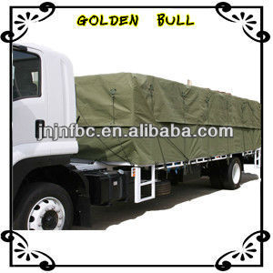 GOLDEN BULL waterproof canvas fabric for truck cover