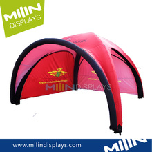 Out door promotional advertising events air dome tents sealed inflatable tent