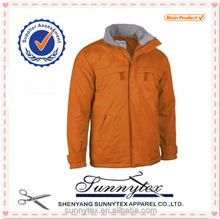 2016 new design heated varsity jacket for men and women