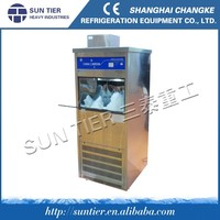 Ice Machine Stainless Steel Snow Ice Maker Birch ice cream sticks