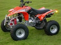Big 200cc ATV Quad