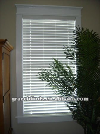 "2""waterproof pvc plastic venetian blinds"