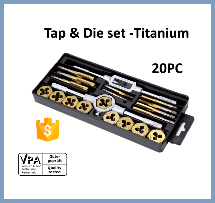 how to buy a tap and die set