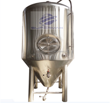 10BBL stainless steel mash tun fermentation tank brew kettle used in small brewery