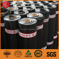 cold applied Self-adhesive polymer modified bitumen waterproof membrane/Coil/roll/sheet/waterproofing bitumen