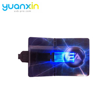 Bulk Factory Price Business Card Usb Memory Stick Accept Oem Usb Flash Drive Credit Card