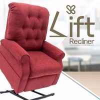 Elderly Home Furniture Electric Sofa Lift Massage Recliner Chair