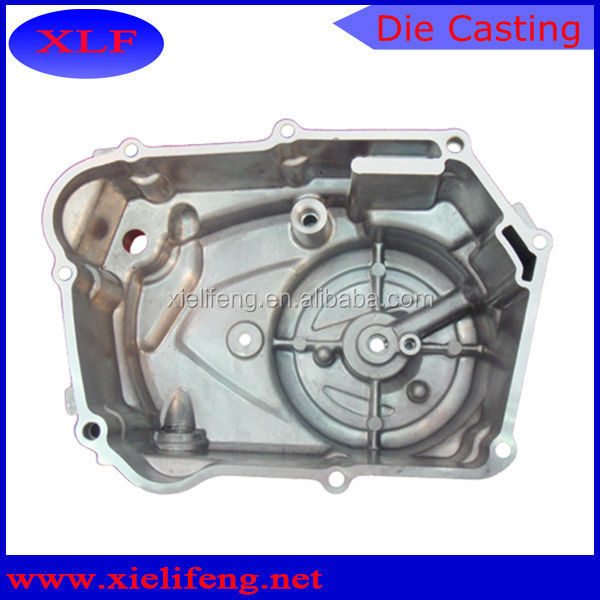 High precision aluminum die cast cover,aluminium die casting shell,aluminum die cast housing