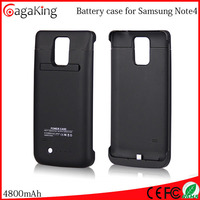 Case for samsung s4 Portable battery charger 3800MAH external battery case For Samsung battery