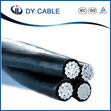 Quadplex Service Drop 4 Core Cables 95Mm Abc Cable