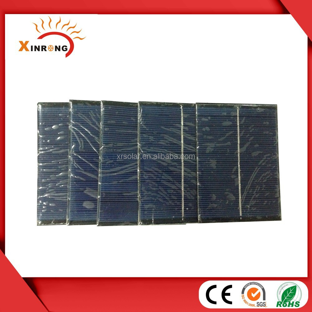 100x80mm 1w 5v 200 Mini Solar Thermal Panel