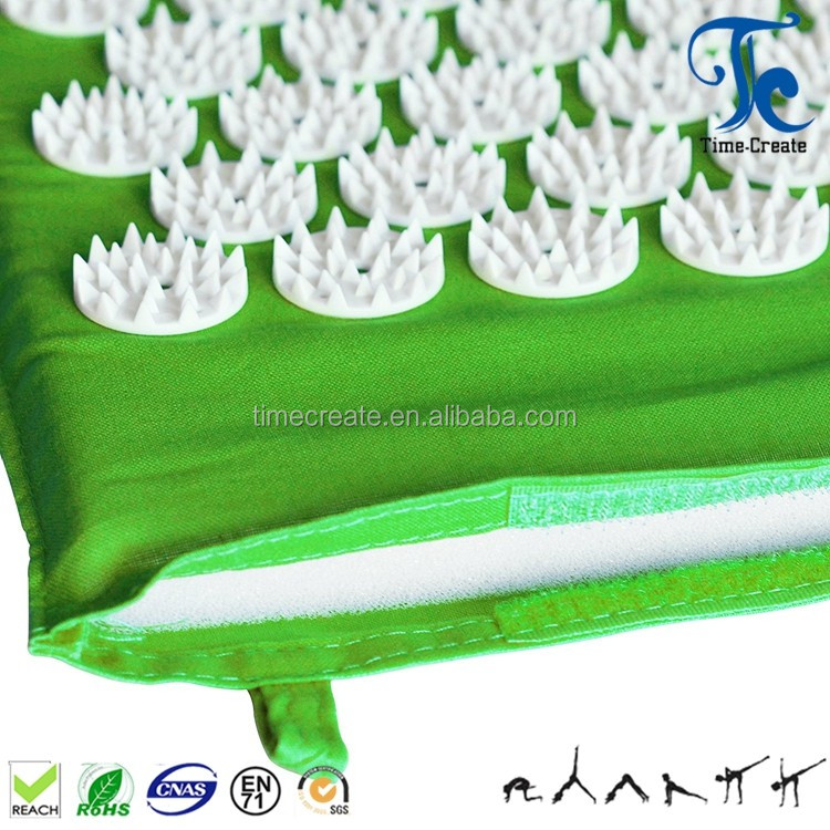 new arrival wholesale deep massage mat high quality acupressure mat
