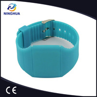 Children Digital Sports Watch Silicone Bracelet New Colorful Unisex Men Women Touch LED Watch