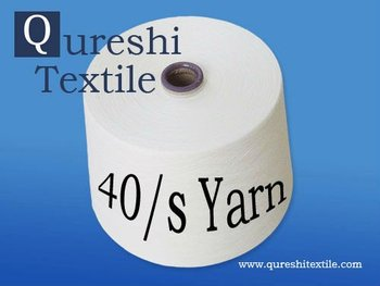 40/1 100% Cotton Carded Weaving Yarn