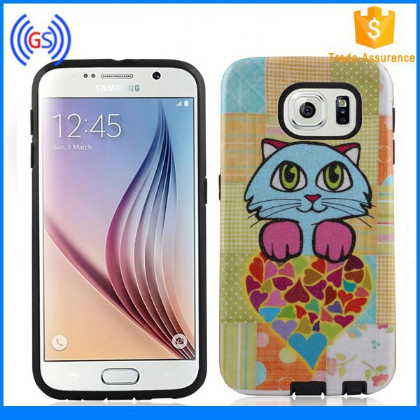 Custom Cell Phone Cover Case For Nokia Lumia 625 Perfect IMD Priting PU TPU Gummy Combo Case Cover OEM Pattern Design