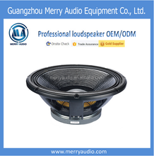 China professional speaker manufacturer subwoofer 18 inch club speaker 1000 watt speakers for sound system