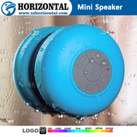 High quality fashion design waterproof pool floating mini bluetooth speakers