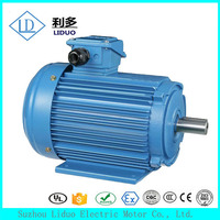 Y2 series three phase induction 8 poles 440v 3kw electric motor