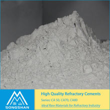 Heat Resistance Calcium Aluminate Refractory Cements A600 A700 A900