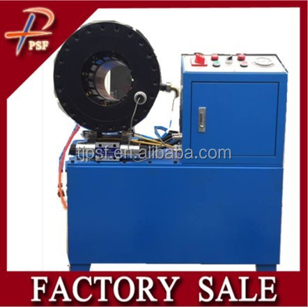 PSF-102 4 inch hydraulic hose crimping machine