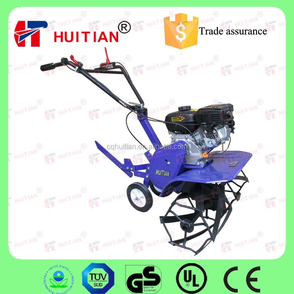 HT600A Belt 7.5HP Petrol The Green Machine Weeder Cultivator
