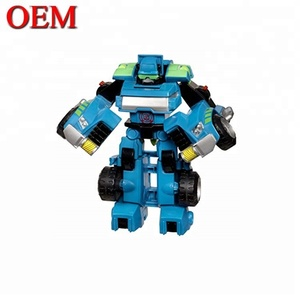 Customized Cheap ABS Transform Movie Plastic Action Figure