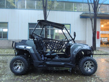 4 wheel motorcycle chain drive off road 200cc utv