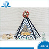 2017 Popular Design Detachable And Washable Pet Tent Dog Cat Teepee
