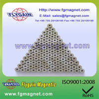 High Working Temp Sintered SmCo Magnet With Steady Magnetism