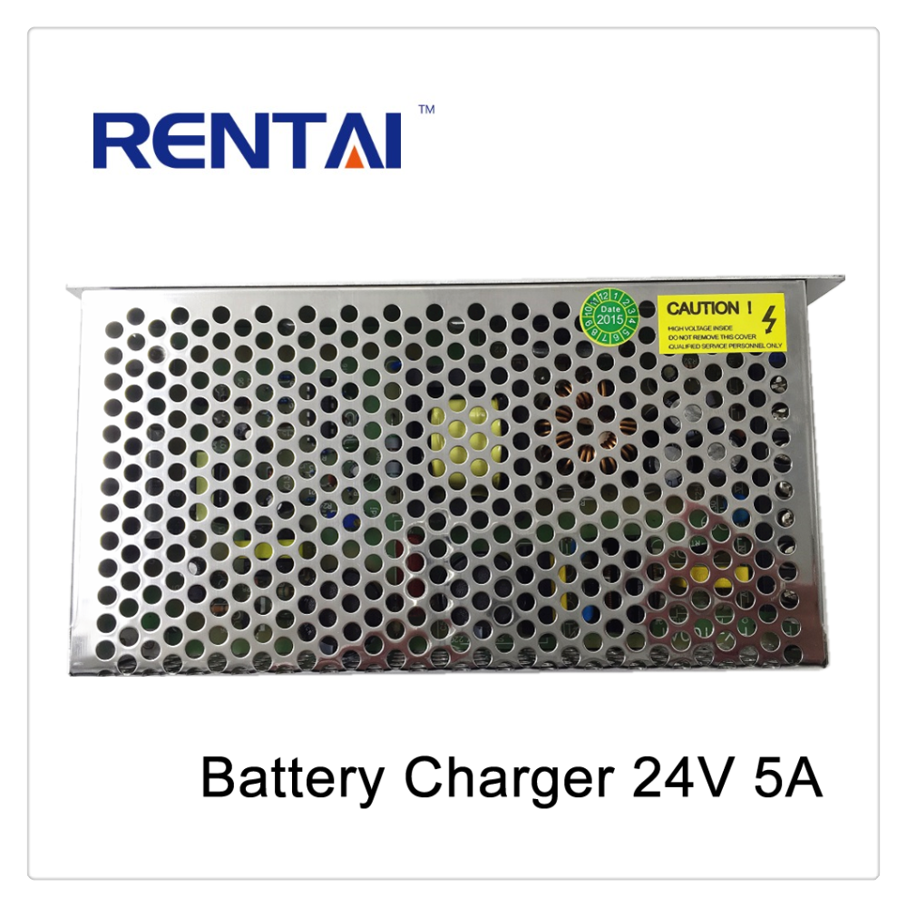 Input AC220V 5105D Wholesale Diesel Generators Battery Charger 24V 5A