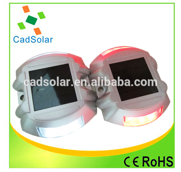 China factory led solar road stud driveway marker with best quality