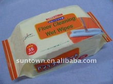 Kitchen Bathroom Floor all house disposable wet wipes mop