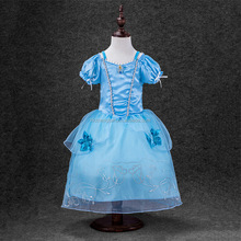 2015 new styles New little girl party wear western dresses baby girl birthday party dresse children frocks designs party girls