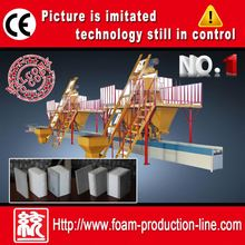 Hot sale gypsum ceiling board making machine