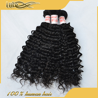 Top Grade Long Lasting Raw Indian Hair Directly From India Hair Weaving