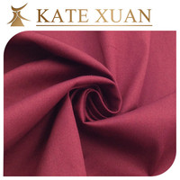 Close confortable polyester interlock knit fabric