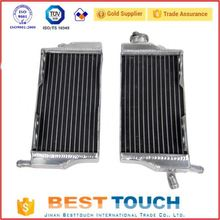 40MM 2ROW high performance aluminum motorcycle radiator for YAMAHA YZ250 T 1986-1987
