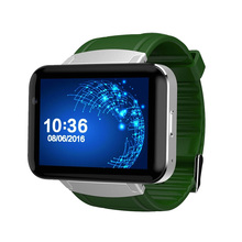 Newest Android 4.4 Dual core MTK6572 Smart Watches Bluetooth WIFI GPS Pedometer Sleep Monitoring android hand watch mobile phone