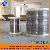 Cr20Ni80 electric wire nichrome wire high resistance electric heating wire